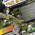 Course du week end: trail des moulins