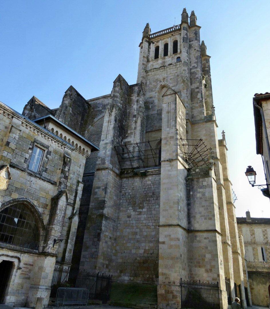 CONDOM - Cathédrale Saint-Pierre - 9 novembre 2015 R (1)