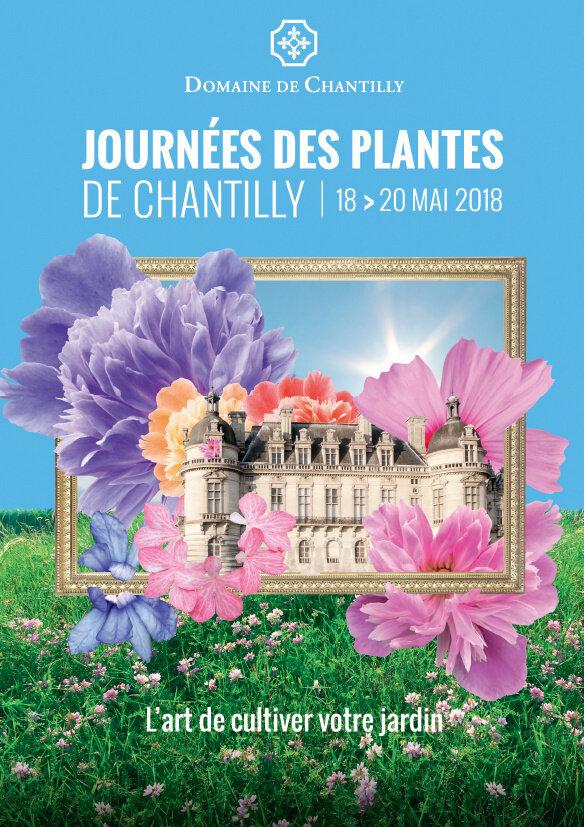18 mai 2018 - Journée des plantes à Chantilly