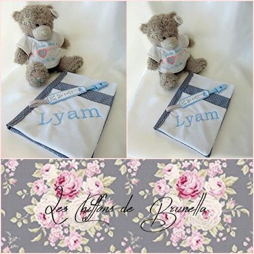 Carnet de Santé Lyam 4