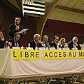 Parkings du mont-saint-michel : le collectif anti-avenant veolia passe à l'action avec levée des barrières samedi 27 avril 2013