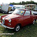Glas goggomobil ts 250 coupé de 1967 (32ème bourse d'échanges de lipsheim)