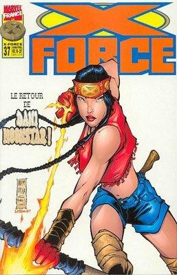 x-force 37 panini