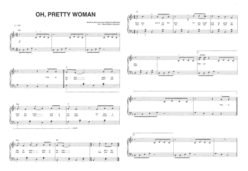 Oh, Pretty Woman 01