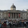 Royaume uni - Londres - Trafalgar square - National Gallery