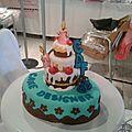 Gâteau CDF