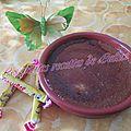 Crème brûlé au carambar et fève de tonka