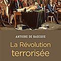 Nouveauté : la révolution terrorisée.