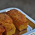 Cake salé à la mimolette et au cumin