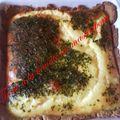 Tarte à la tomate au mascarpone, sans lait et sans gluten