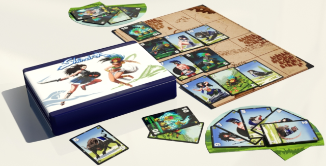 Boutique jeux de société - Pontivy - morbihan - ludis factory - Shindra