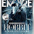 The Hobbit Desolation of Smaug Empire Cover 03