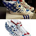 Vous aimez les chaussures ailées ? perso, j'aime bien je trouve ça swag #ayélé