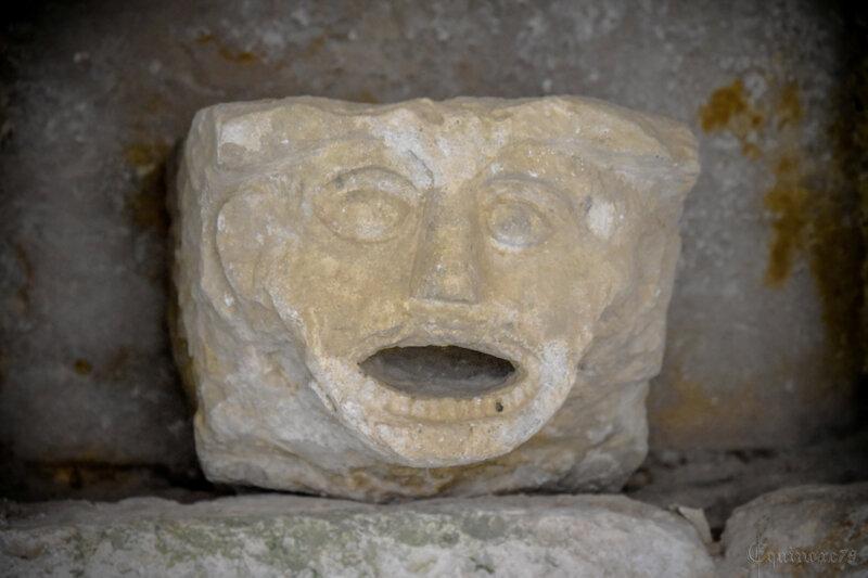 Ateliers contés ALEGRANSA- musique médiévale à l'abbaye d'Aliénor de Nieul Sur L'Autize (4)