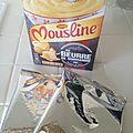 Mon test #mousseline #mapureeaubeurre #croquonslavie @nestlé .... un vrai délice !