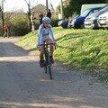 Cyclo-cross EC-ALES (Floriant vainqueur)