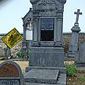 Urbain DERUETTE mort pour la Patrie 1891-1914 Joseph DERUETTE 1859-1920 Marie TOUSSAINT 1862-1952
