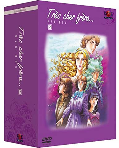 Mangas Séries Oniisama E DVD Box02