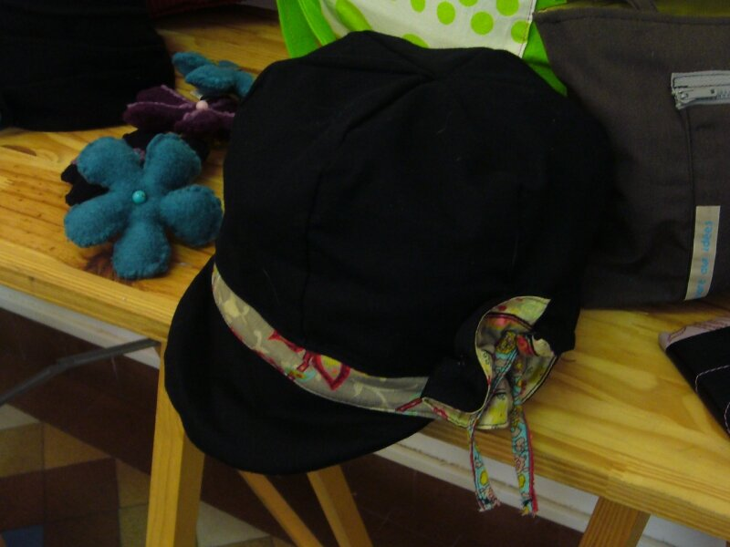 casquette cylindre