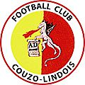 Encouragez le football club couzo-lindois