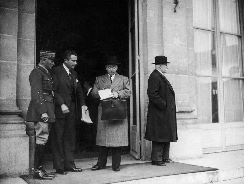 Reynaud et Pétain