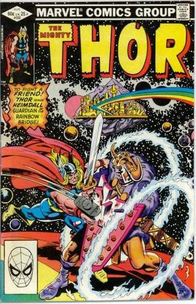 mighty thor 1966 322