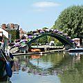 arche canal de Briare