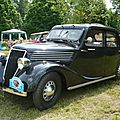 RENAULT Celtaquatre ADC3 berline 1937 Madine (1)