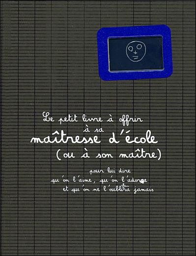 à Sa Maîtresse Décole Album Photos Le Petit Livre à Offrir