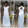 robe de mariée par procuration!
