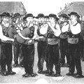 un bagad (musique celtique)