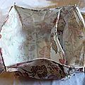 Des sacs pour ranger ma couture...