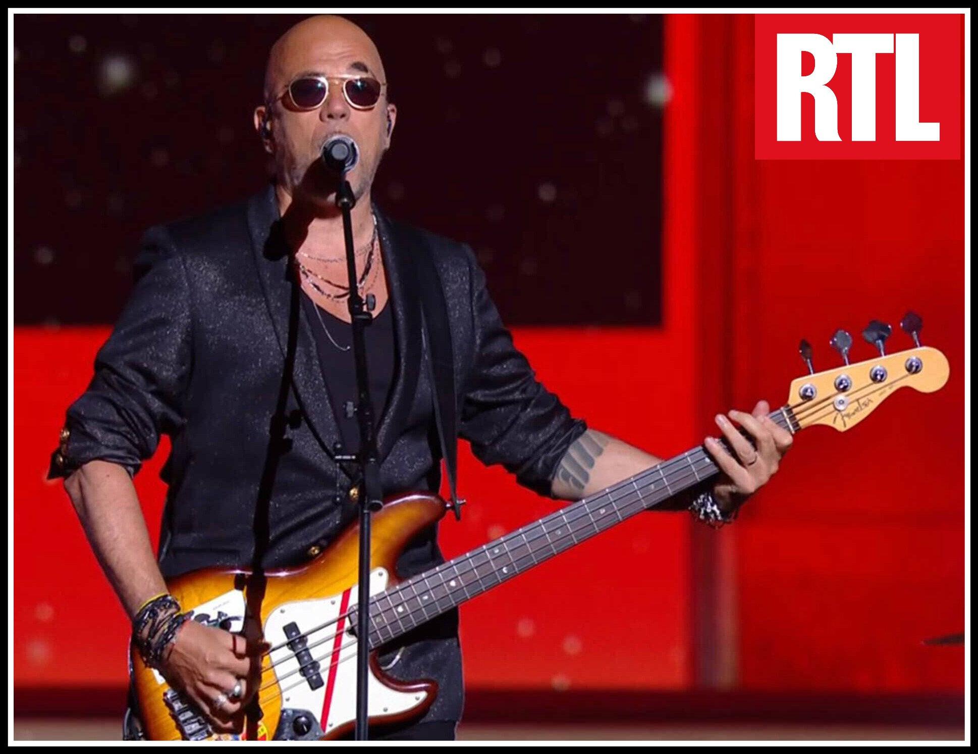 """""""J'ai compté"""" le nouveau titre de Pascal Obispo dans """"Laissez vous tenter"""" sur RTL"""
