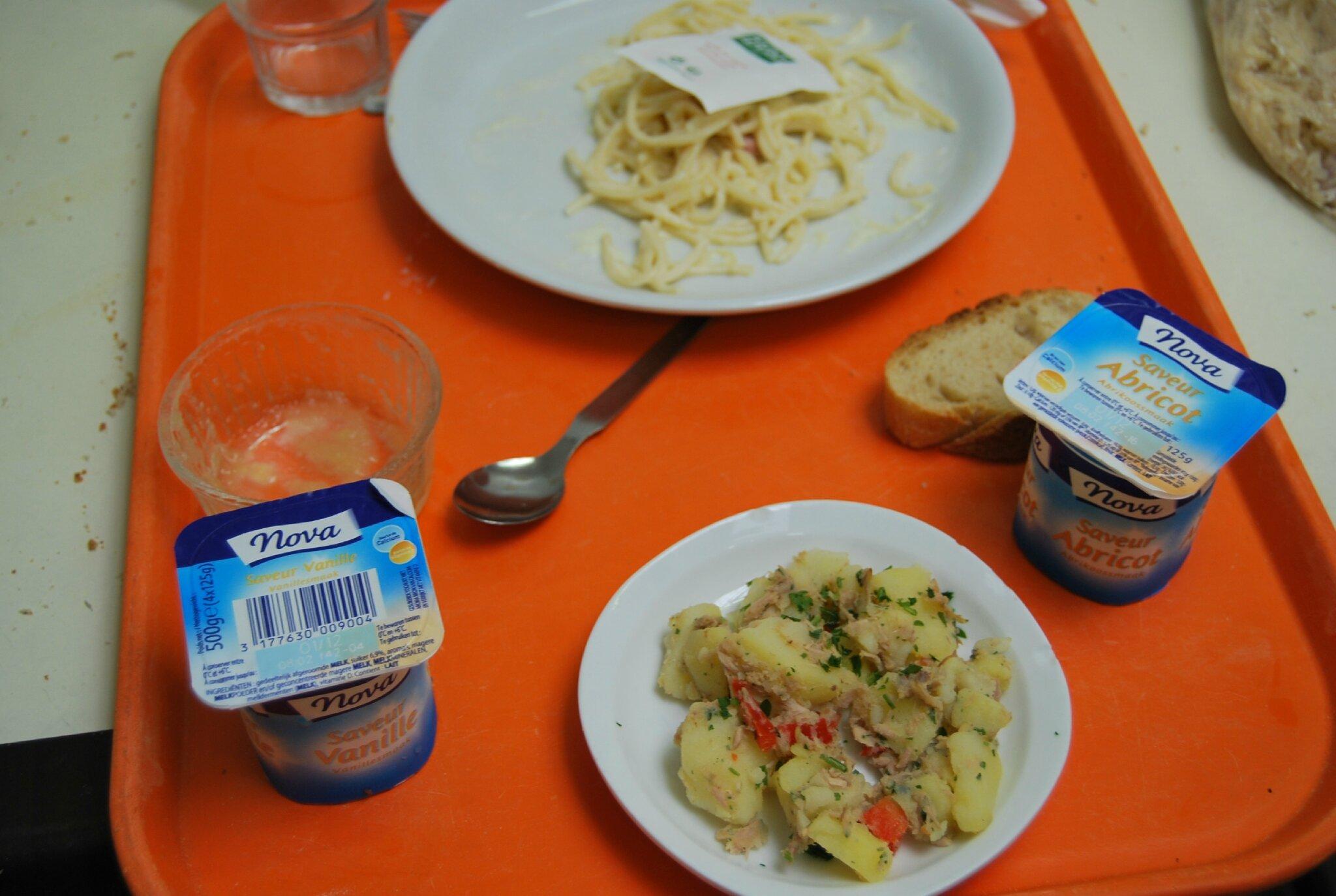 Evaluation du gaspillage alimentaire au Lycée par les 1ère BAC ASSP