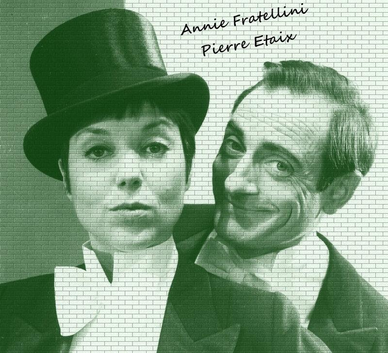 Annie Fratellini & Pierre Etaix