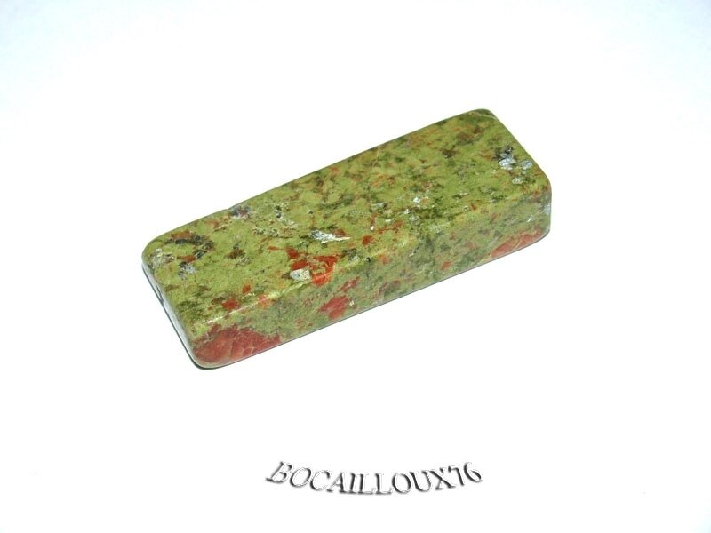 Porte COUTEAU UNAKITE 5 - 43x18x8mm - Art de la TABLE