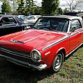 Dodge dart gt convertible-1964