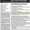 Future region normande: quand certains croient lire dans le marc de café fabiusien...