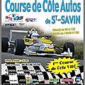 Saint-Savin 2017 - Essais chrono