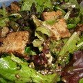 La simplissime salade divine