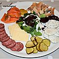 Assiette nordique {2e version}