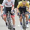 Tour de France 2020 - Tadej Pogačar - Primoz Roglic