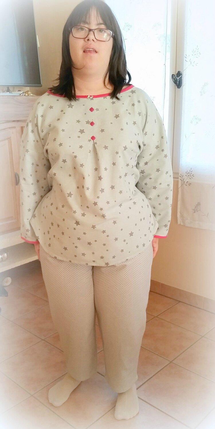 Pyjama en flanelle