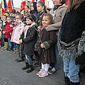 17 mars 2015 : sartilly rend hommage aux caporaux
