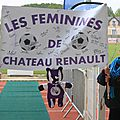 Tournoi foot ball féminin