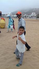 Brahim et Mohamed
