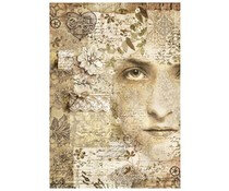 stamperia-rice-paper-a4-old-lace-face-dfsa4266