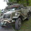 WHITE MOTOR COMPANY M2A1 Half Truck autochenille 1943 Créhange (1)