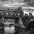 Muriel-Le vieux moulin Vernon
