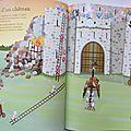 Scènes de la vie médiévale